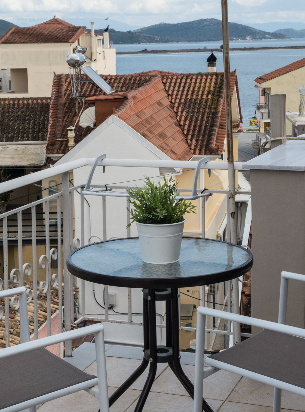 accommodation in preveza
